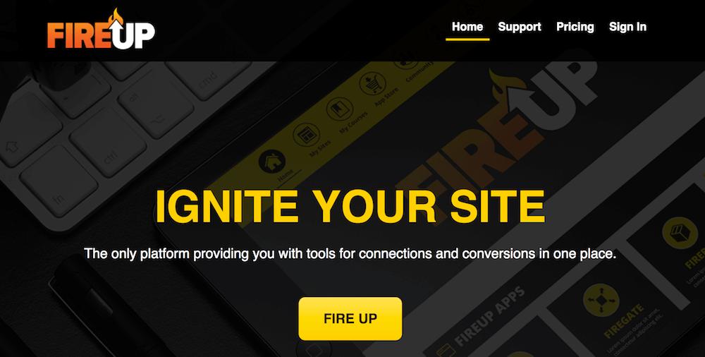 FireUP conversion apps